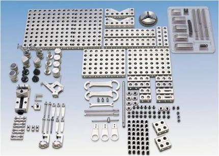 Sistemas de Fijación Modular Alufix