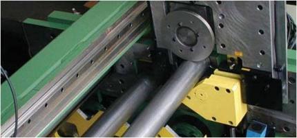 Máquinas para separado de tubos