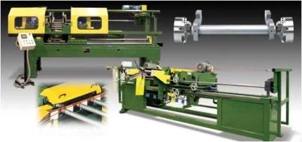 Máquinas para hacer chaflan y careo de tubos