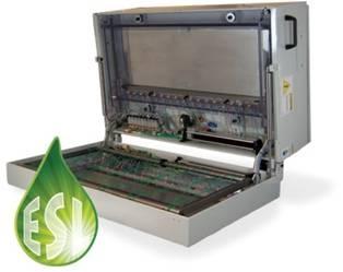 Sistema de lubricación electrostático