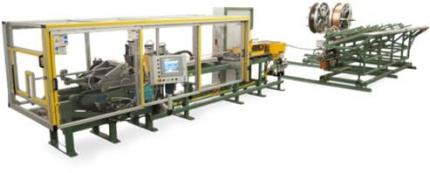 Enderezadora y cortadora de tubo Modelo (STCO M6)