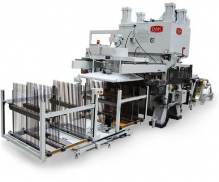 Prensa para la producción de aletas FP-1400