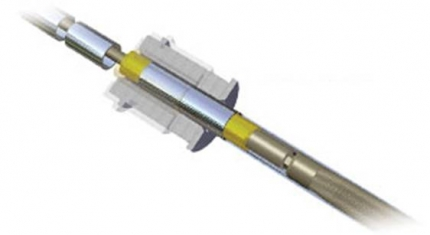 Máquina para corte de tubo por cizalla KleenCut ™ Modelo 620