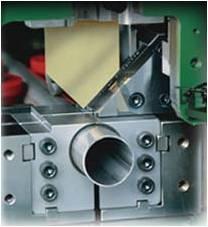 Máquina para corte de tubo con doble cuchilla Modelo 871M